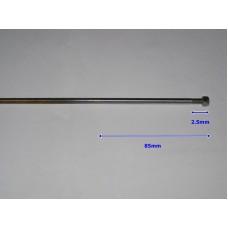 Flexaxel 4,76mm inline Höger med 4,76mm stålaxel TFL