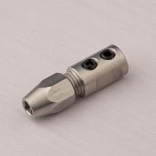 Klämmkoppling för 5mm motoraxel och 3,18 (1/8