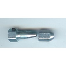 Flex hex 3,175mm axel till 2,5mm flex OCFHE18098 Octura