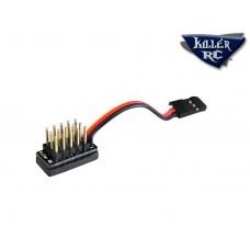 5-vägs micro splitter kabel