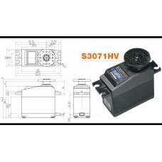 FPS3071HV Futaba Digitalt servo. 10,5kg