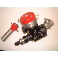 Motor marin A90HP  15cc