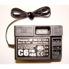 Mottagare 3-kanal 40 MHz