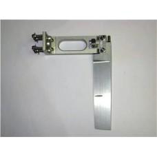 Enkelroder 160mm, m enkelt kylvattenintag LMC