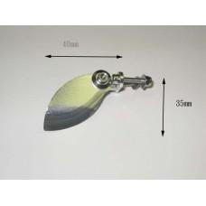 Turnfin för microhydro TFL