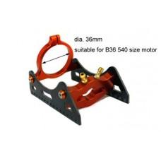 Motorfäste vattenkylt för motor dia 36mm TFL