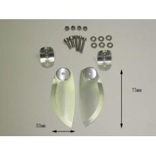Turnfin Aluminium V2 72mm TFL