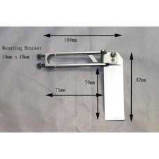 Enkelroder 70mm LMC